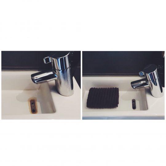 Particulier Wasbak toilet