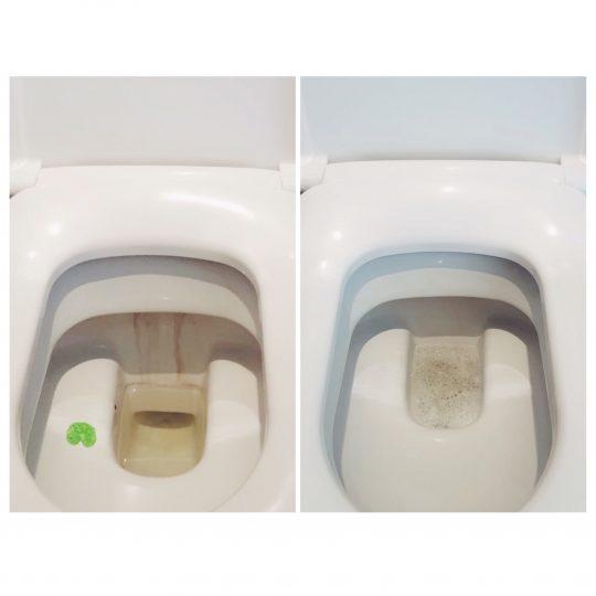 Zakelijk Toilet kalk